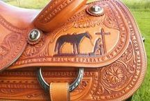 Horse Tack / by Madison Tolliver