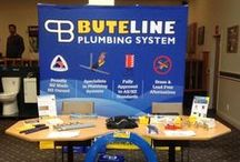 Bute Events / Mixing and mingling with plumbers & those in the plumbing trade