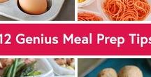 Meal Prep and Clean Eating Recipes For the Week / Meal prep on Sunday for the week for weight loss! Plan simple and healthy clean eating meal prep recipes, tips & ideas for beginners on a budget. Easy meal prep breakfast, lunch and dinner bowls. Gluten free, Keto, low carb, Whole 30, 21 day fix.