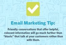 Email Marketing / Email Marketing tips and tricks to improve strategy, open rates and click throughs. #EmailMarketing #Marketing