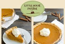 Homemade Desserts / Remember the many homemade treats and desserts in the Little House on the Prairie® books? We've gathered some amazing recipes and tutorials so you can do the same.