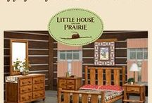 """Home Sweet Home / Laura Ingalls Wilder said it best when she said """"Home is the nicest word there is."""" Throughout the Little House on the Prairie® series Ma made special efforts to make things feel inviting and look beautiful, with home decor DIYs and tips."""