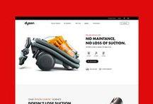 WEB / Web design inspiration
