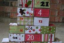 Kalender gaver / Forslag til 24 kalendergaver