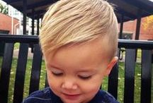 Toddler Boy Cuts / First Haircuts!