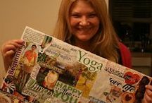 DIY Weight Loss Vision Boards / Weight loss vision boards are great for motivation and inspiration.  Learn how to make one!  TheWeighWeWere.com