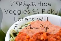 Hidden Veggie Recipes / Recipes for hiding pureed veggies.  Great for weight loss!