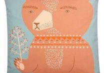 + CUSHIONS + / Lovely Cushions by Ferm Living, Hay, Normann Copenhagen...
