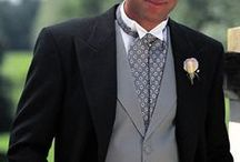 Tuxedos / What the best dressed grooms are wearing