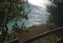 Lago di fiastra / Lago