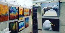 The Art Festival / Art + Brass = perfect Festival weekend