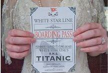 Titanic Weddings! Unsinkable!
