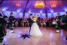 Julie and Darren Published in New Jersey Bride Magazine / Expertly coordinated by the Rothweiler Event Design