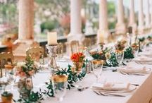 Champagne & Blush Weddings