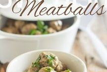 Meatball Recipes Easy, Quick, Delish!