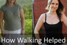 "Walking for Weightloss Transformations / Walking for weight loss works! Join us for the best before and after walking weight loss results and transformations from people who took it ""one step"" at a time... Looking for walking motivation, and programs?  It's here!"