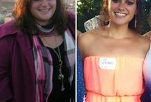 100 Pound Before and After Weightloss / 100 pound weight loss before and after stories and transformations from women who had over 100 pounds to lose!  Read their weightloss success story and plans and learn how each woman lost 100 + pounds with motivation and tips.  | Read more at TheWeighWeWere.com