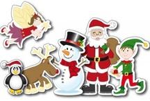 Christmas Crafts & Ideas for Kids / Christmas craft activities, christmas games and christmas treats for kids