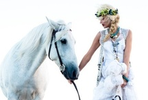 Horses in Fashion  / Simply My Two Favourite Things :)