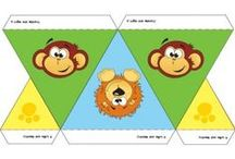 Party Bunting / Party banners and bunting for children's parties