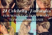 Celebrity Hairstyles / We have the latest celebrity hairstyles, haircuts and inspirations! Hairfinity healthy hair vitamins are nutritional supplement which helps your hair grow faster, stronger, longer hair from the inside out with proven results.  / by Hairfinity Hair Vitamins
