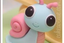 Figurines - Dough