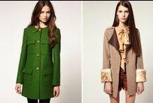 Coats / Jackets / Coats & Jackets / by Sarah F.