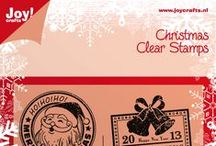 Noor! Design Hapy Holidays Clear Stamp Christmas