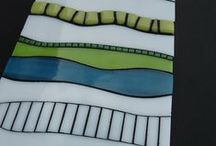 fused glass / by Linnea Wong