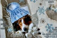 Scrapbook Winter