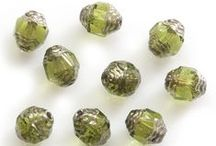 // MATERIALS: BEADS / Bead inspiration for the Nan Edwards Collection!