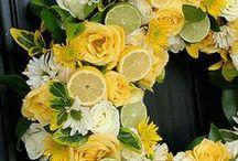 addobbi e fiori / I colori e le forme trovano nei fiori  la perfetta armonia e tra le mani sono come le note per il musicista