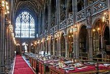 Libraries of the World - A világ könyvtárai