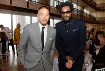 CFDA Fashion Icons / Iconic High Fashion People / by The Art of Fashion