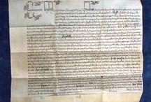 Manuscripts/Kéziratok / Régi kéziratok, kézírásos kódexek gyűjteménye