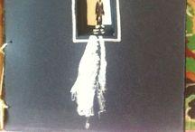 Portfolio - I cartoni di Remoto / Quadri e dipinti su cartone e legno. Di Emanuele Remoto
