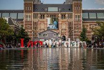 OCTOBER in Amsterdam/Rotterdam