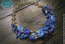 B - Flower Jewelry