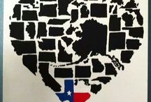 I Know I'm A Texan When... / ^^