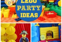 Boys birthday party ideas / Ideas of how to make my boys birthdays perfect / by Jodie Brackett