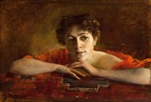 Ferdinand Max Bredt. / German artist 1868 to 1921. / by Silus Skrimshaw