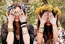 ~ for boho-lovers / Everything connected with boho&gypsy&hippie style and life. Treat it as a way of connecting with the World around us and ourselves.