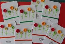 PUFFIN´s CARDS / The cards and other projects I´ve creted © Puffin / Happy mail ninja