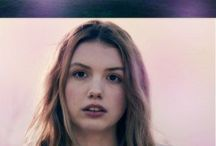 that girl / Hannah Murray | Emma Roberts | Chloe Moretz | Kaya Scodelario | Yolandi Visser