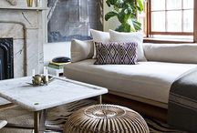 Classic, eclectic, English, American style / Interiors