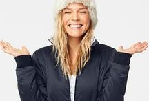 Kate's Gift Guide / Check out Kate's list of gift ideas for the holiday season, hand-picked and geared for all the loved ones in your life.  Repin your favourite gift ideas with the pin caption #FableticsWishList to create your own Fabletics Gift Guide board. Fabletics is feeling cheerful.