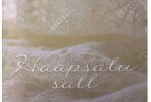 Haapsalu sall - Lace of Estonian - Észt kötött  csipkék / knitting, estonian, lace, pattern