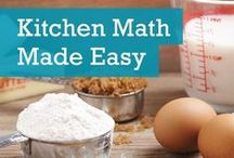 Baking Tips & Tricks / Be the kitchen hero with this baking tips and tricks.