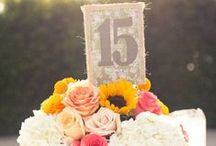 -Tables, Chairs& Centerpieces- / by Future Mrs. G