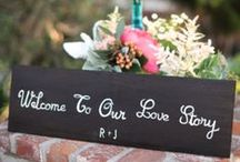 -Signs and Programs- / by Future Mrs. G
